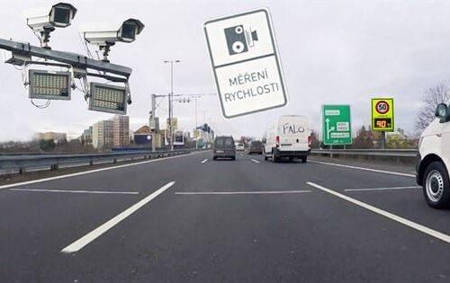 MF Dnes:Úsekové měření pomáhá městské kase –ne bezpečnosti provozu, říká zastupitel David Pokorný