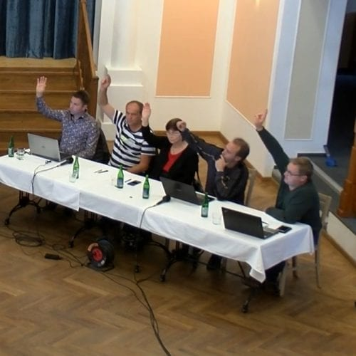 Svobodní v Mutěnicích vyjednali zřízení bankomatu bez investice obce