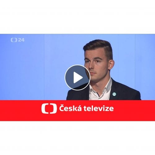 Libor Vondráček na ČT24 o dozvucích oslav 17. listopadu