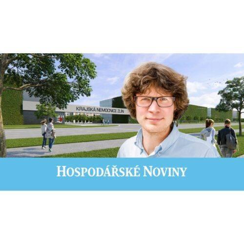 HN: Krajský zastupitel Pajonk odmítá realizaci nové nemocnice bez alternativ