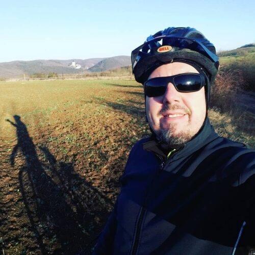 Zálom: V zájmu aktivistů, nikoliv cyklistů