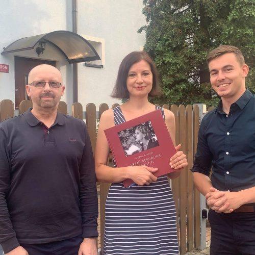 Předali jsme cenu vítězce literární soutěže PŘÍBĚH NESVOBODY.